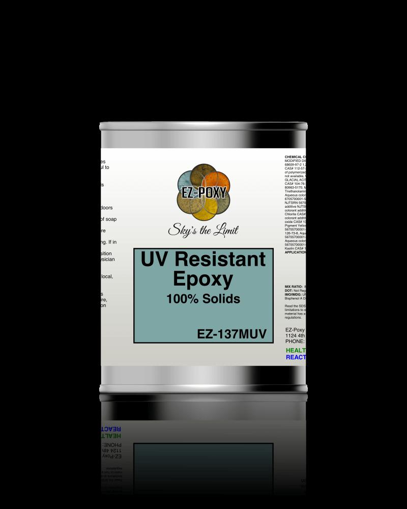 EZ-137MUV UV Resistant Epoxy
