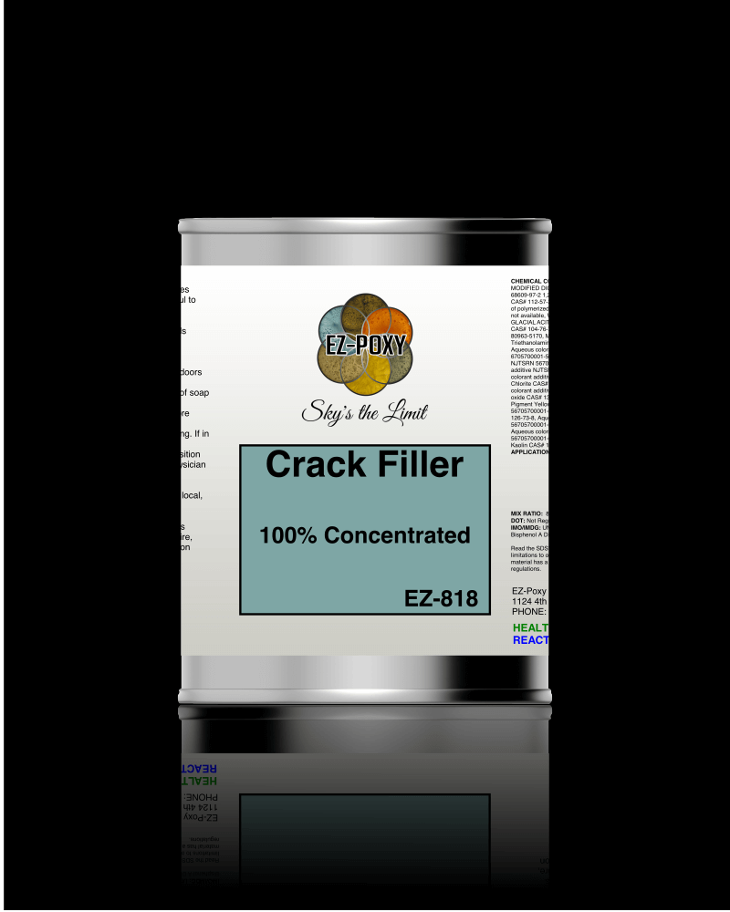 EZ-818 Crack Filler