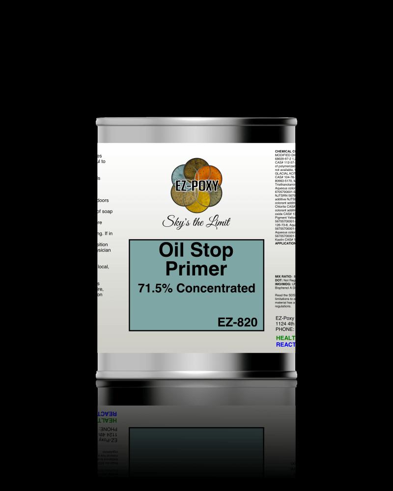 EZ-820 Oil Stop Primer