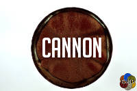 Cannon from the browns of EZ-Marble colors