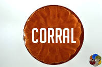 Corral from the oranges of EZ-Marble colors