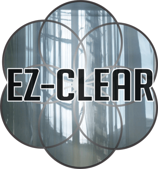 ez-clear seamless flooring system is great for clear coating use