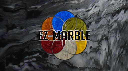 Order EZ-Marble complete flooring system