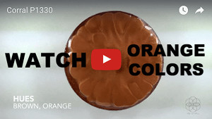 Watch EZ-Marble orange colors in action on YouTube channel