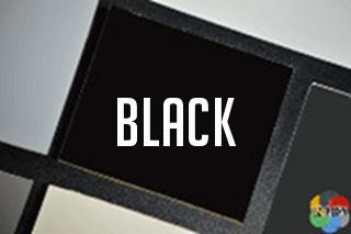 EZ-Solid colors black