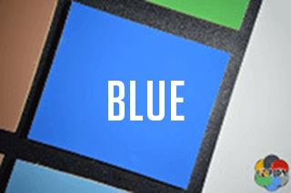 EZ-Solid Colors blue