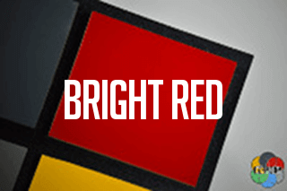 EZ-Solid Colors bright red