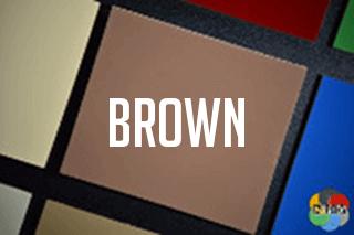 EZ-Solid Colors brown