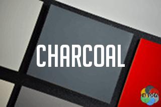 EZ-Solid Colors charcoal