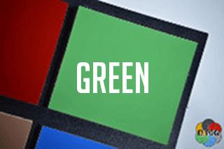 EZ-Solid Colors green