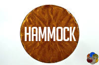 Hammock from the browns of EZ-Marble colors