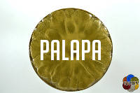 Palapa from the browns of EZ-Marble colors