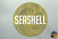 Seashell from the pearls of EZ-Marble colors