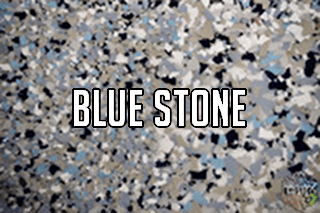 "EZ-Flake Colors Blend ""Blue Stone"""