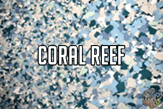 "EZ-Flake Colors Blend ""Coral Reef"""