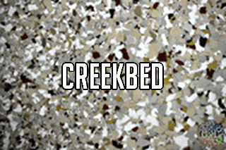 "EZ-Flake Colors Blend ""Creekbed"""