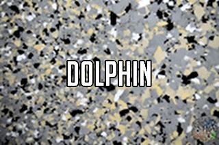 """EZ-Flake Colors Blend """"Dolphin"""""""