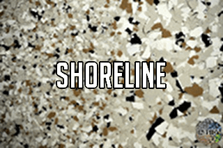 "EZ-Flake Colors Blend ""Shoreline"""