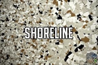 """EZ-Flake Colors Blend """"Shoreline"""""""