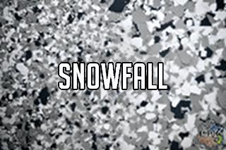 "EZ-Flake Colors Blend ""Snowfall"""