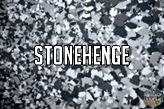 "EZ-Flake Colors Blend ""Stonehenge"""