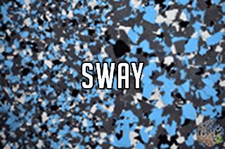 """EZ-Flake Colors Blend """"Sway"""""""