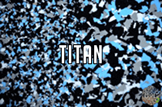 "EZ-Flake ""Titan"" Color Blend"