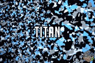 "EZ-Flake ""Titan"" Color Blend"