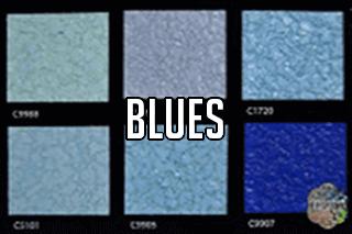 """EZ-Flake Solid Color """"Blues 1"""""""