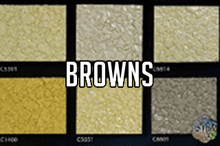 "EZ-Flake Solid Colors ""Browns 1"""