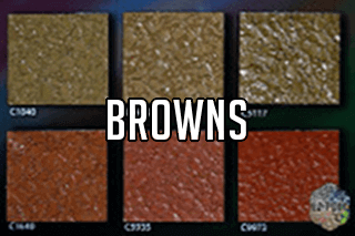 "EZ-Flake Solid Colors ""Browns 2"""