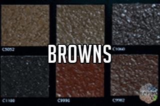 "EZ-Flake Solid Colors ""Browns 3"""