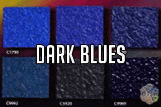 """EZ-Flake Solid Colors """"Dark Blues"""""""
