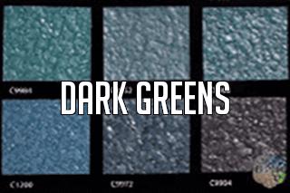 "EZ-Flake Solid Colors ""Dark Greens 2"""