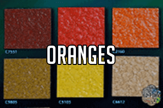 "EZ-Flake Solid Colors ""Oranges 1"""