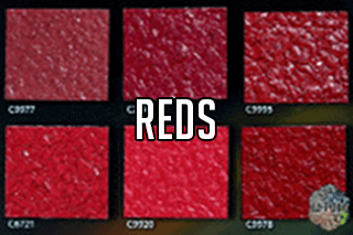 "EZ-Flake Solid Colors ""Reds 2"""