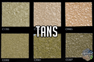 "EZ-Flake Solid Colors ""Tans 1"""