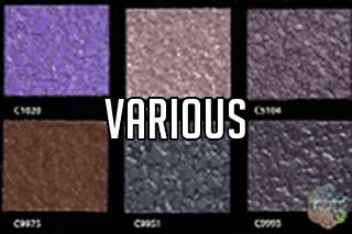 "EZ-Flake Solid Colors ""Various 1"""