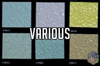 "EZ-Flake Solid Colors ""Various 5"""