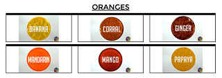 See EZ-Marble oranges color family