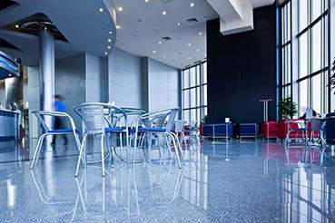 EZ-Flake Inspire: Cafeteria floors